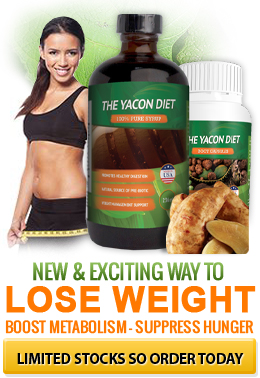 Buy Yacon Diet