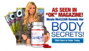 nicola mclean capsiplex