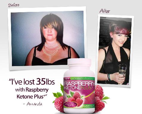 before and after raspberry ketone plus