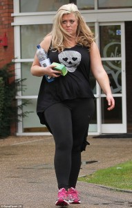 Gemma Collins loses weight with Proactol diet pills