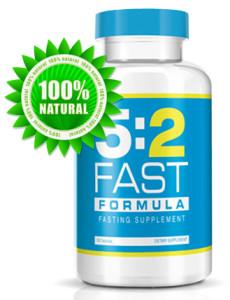 5:2 fast formula bottle