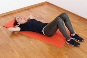 tone your flabby belly
